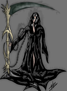 Embessa - Goddess of Death
