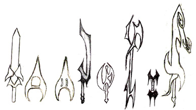 Weapon Set 2