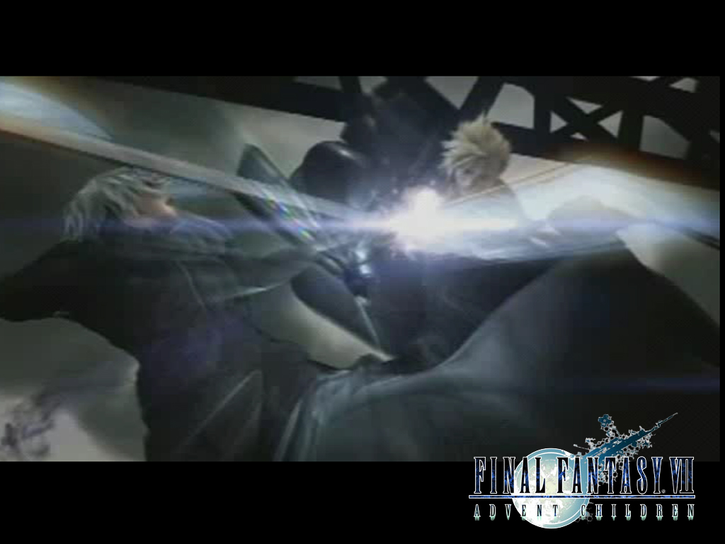 FF7 Advent Children Wallpaper